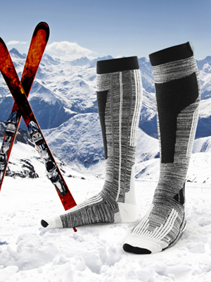 Warm Compression Socks